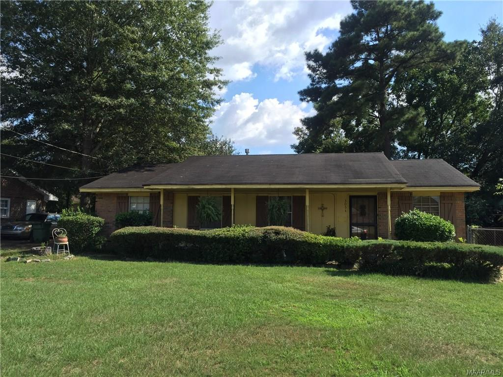 Photo of 3054 Tremont Street  Montgomery  AL