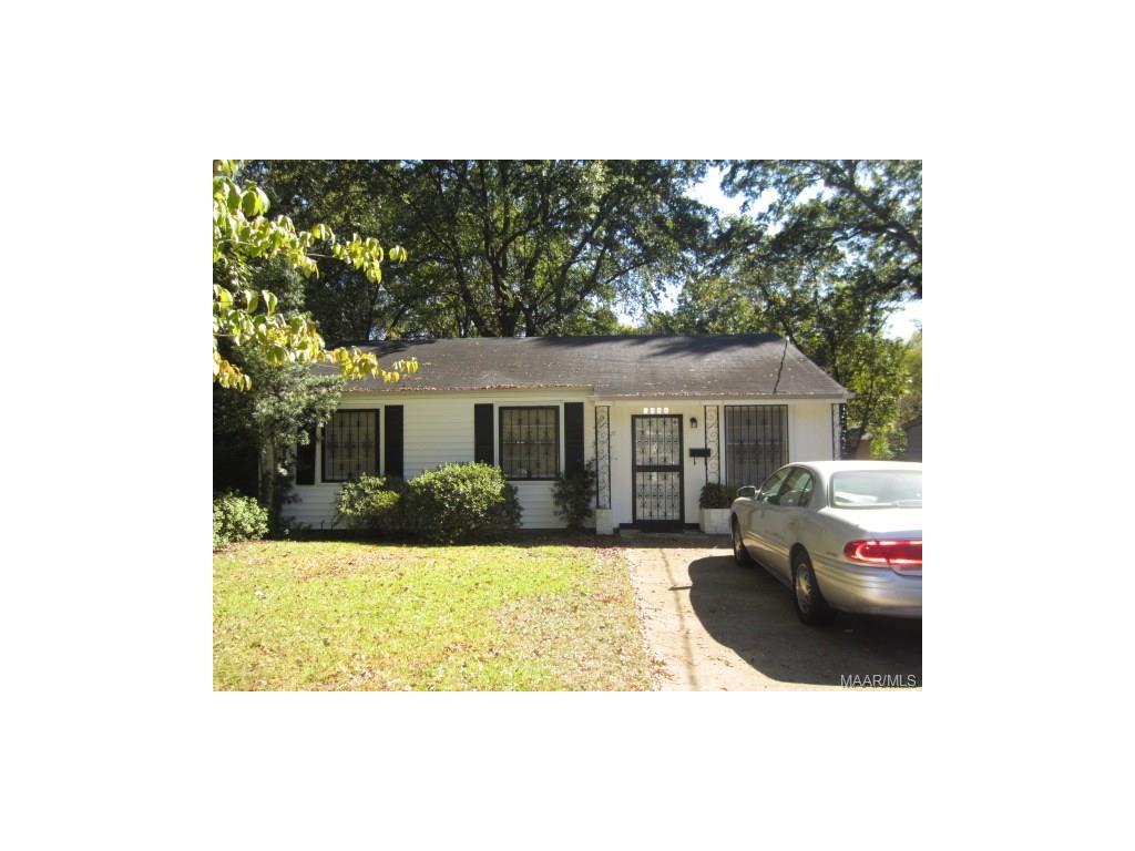 Photo of 3086 Texas Street  Montgomery  AL