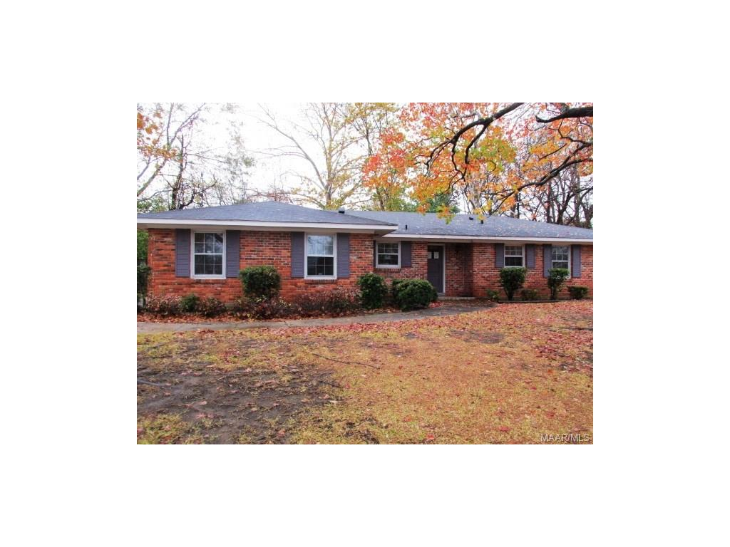 Photo of 3121 Woodfern Drive  Montgomery  AL