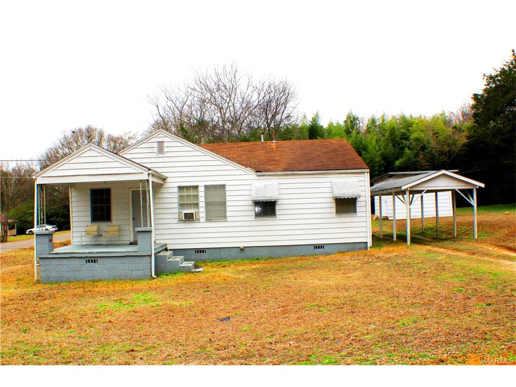 Photo of 1106 W Patton Street  Tallassee  AL