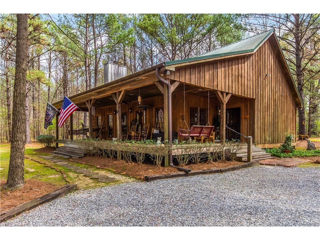 Image of  for Sale near Pike Road, Alabama, in Montgomery County: 55.4 acres