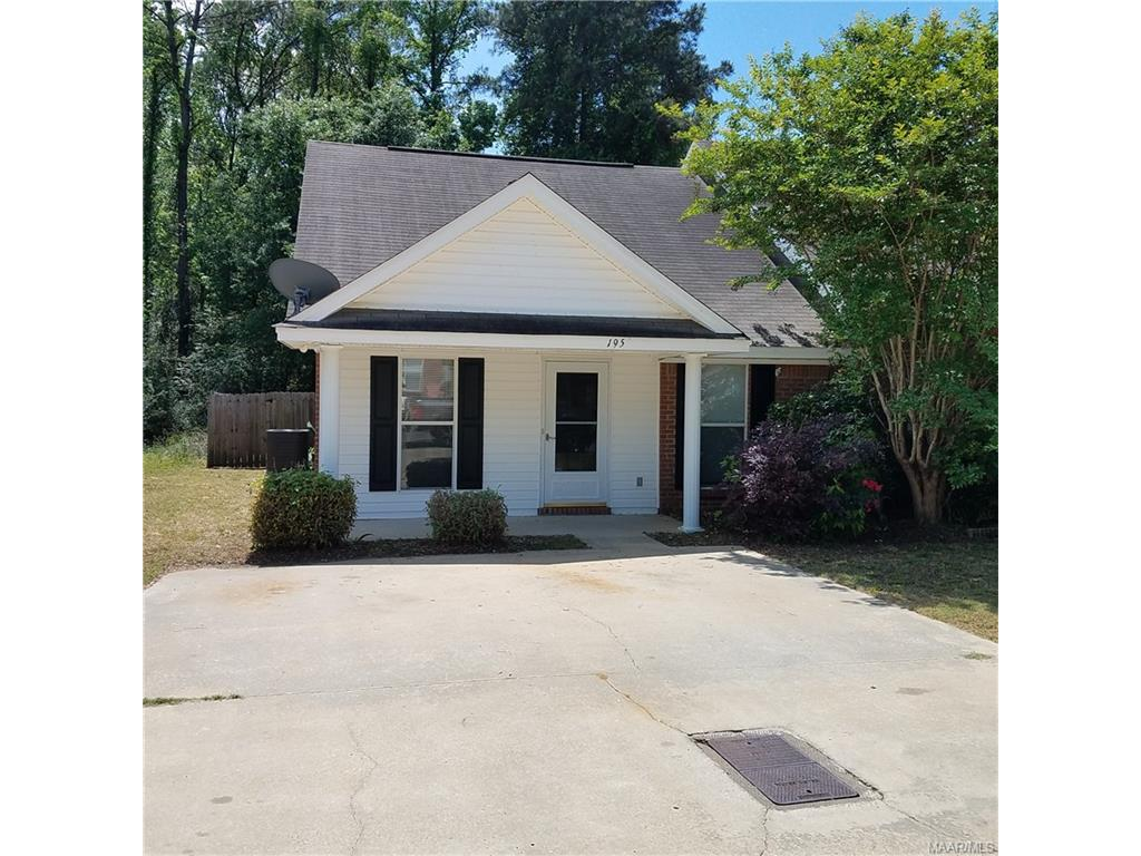 Photo of 195 JAMES Drive  Millbrook  AL