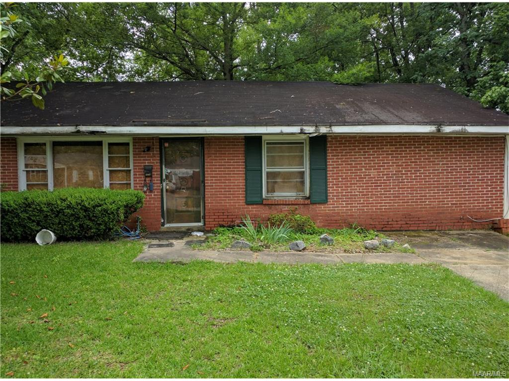 Photo of 1216 E Audubon Road  Montgomery  AL