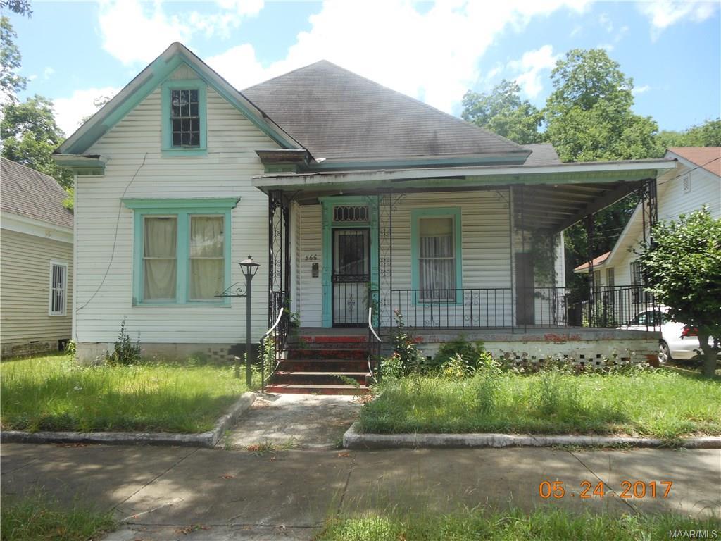 Photo of 566 VIRGINIA Avenue  Montgomery  AL