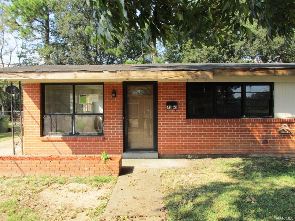 Photo of 4363 Oak Street  Montgomery  AL