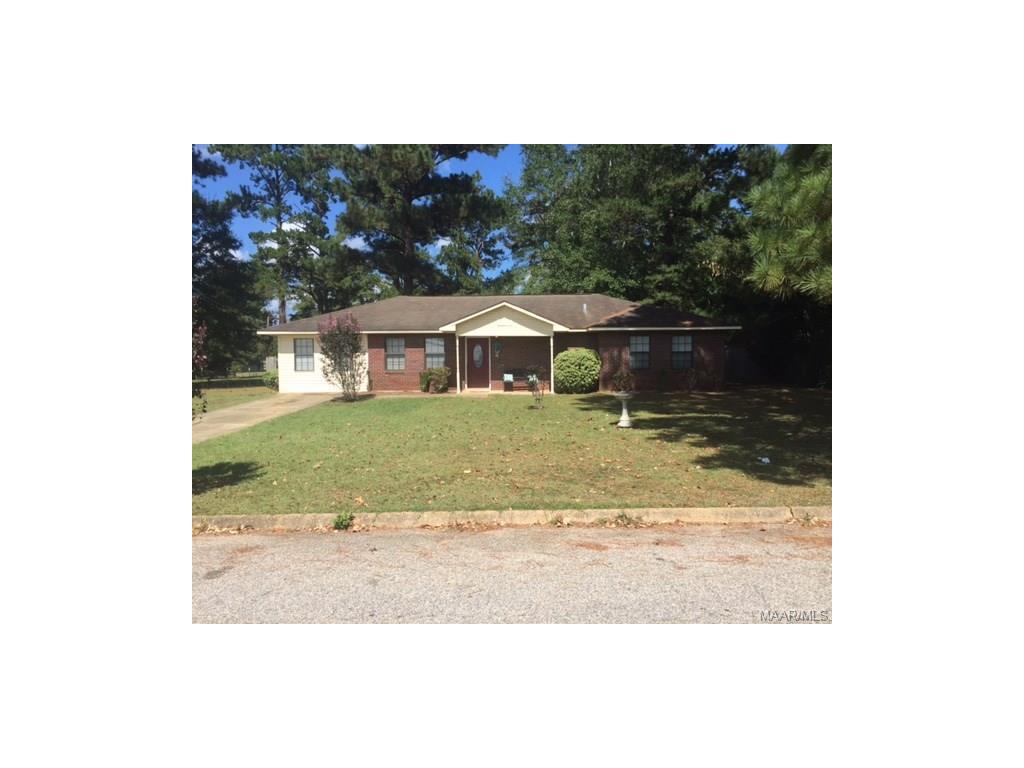 168 Roy Beall Drive Luverne, AL 36049