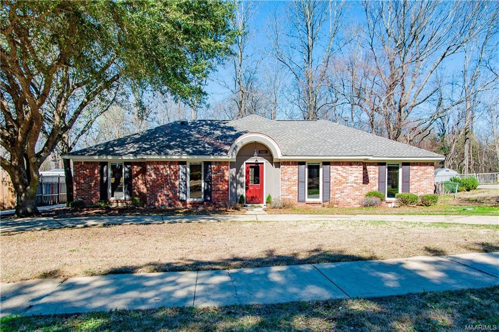 4605 FOX DEN Lane, Montgomery, Alabama