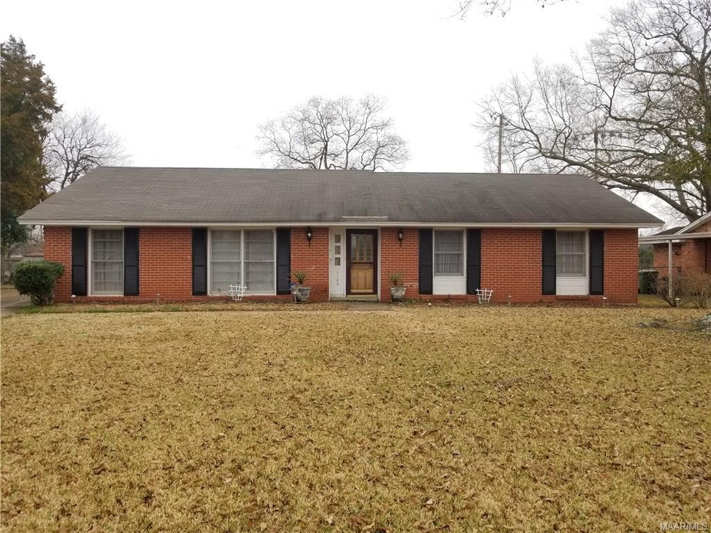 1149 QUEENSBURY Drive, Montgomery, Alabama
