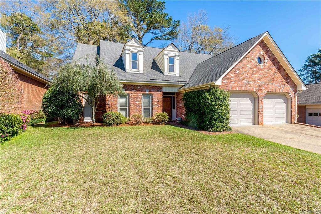 One of Montgomery 3 Bedroom Homes for Sale at 448 Hillabee Drive