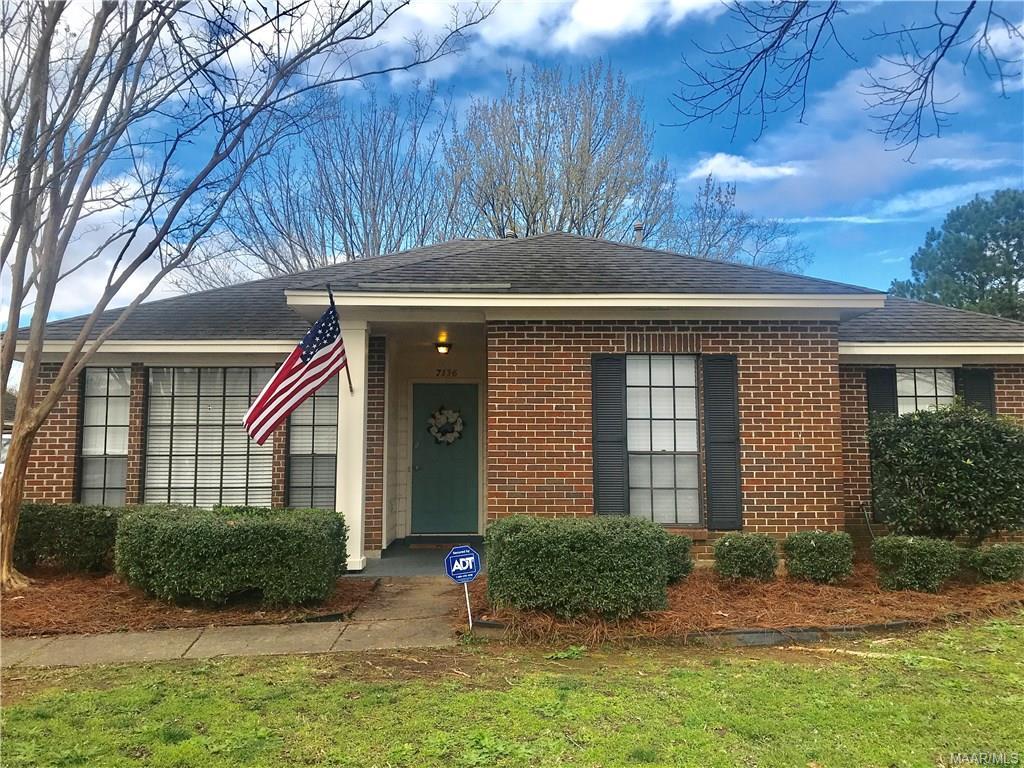 7136 BRECKENRIDGE Drive, Montgomery, Alabama