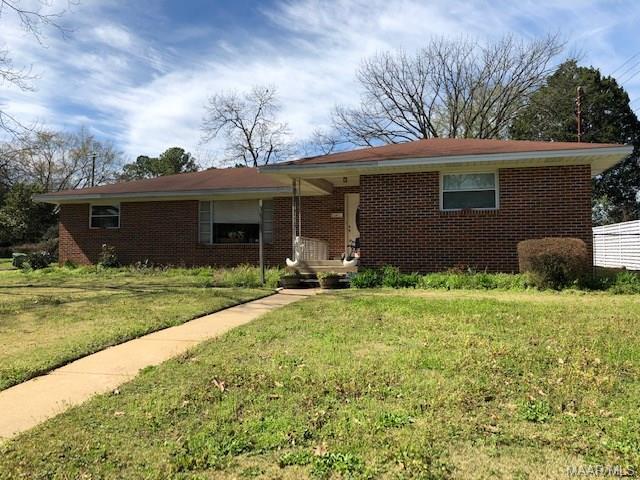 1103 Rosedale Drive, Montgomery, Alabama