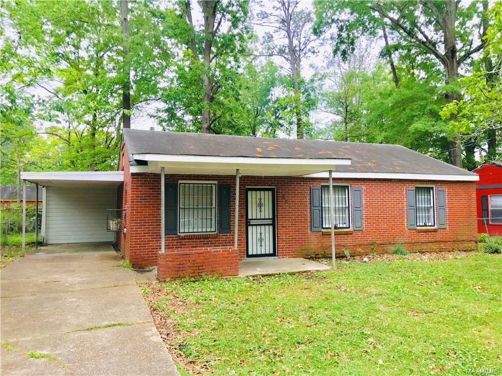 225 SHADY SIDE Lane, Montgomery, Alabama