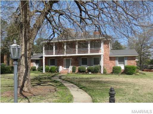 2543 WILDWOOD Drive, Montgomery, Alabama