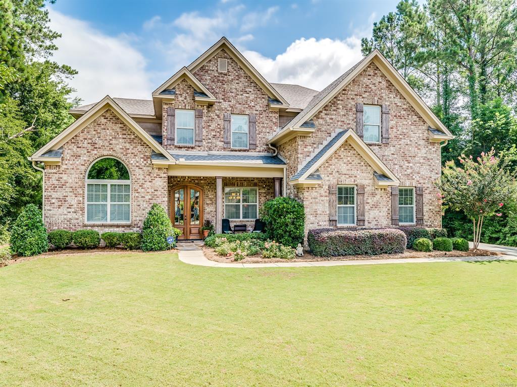 8543 TWIN GABLES Drive, Montgomery, Alabama