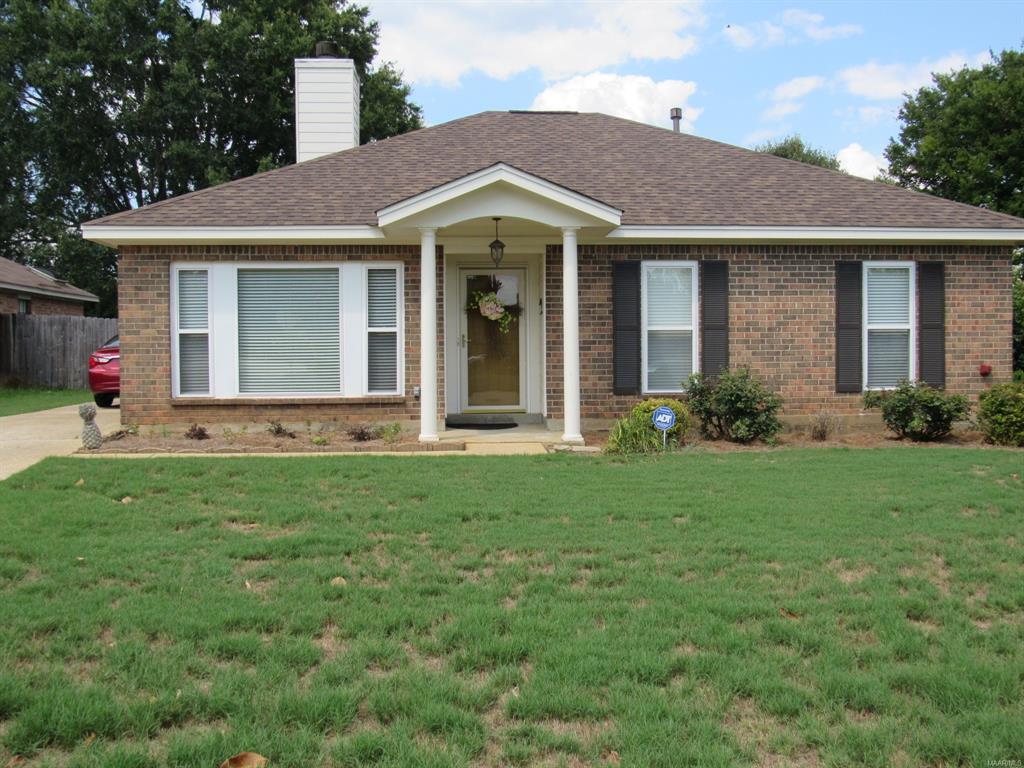 7801 Copperfield Drive, Montgomery, Alabama