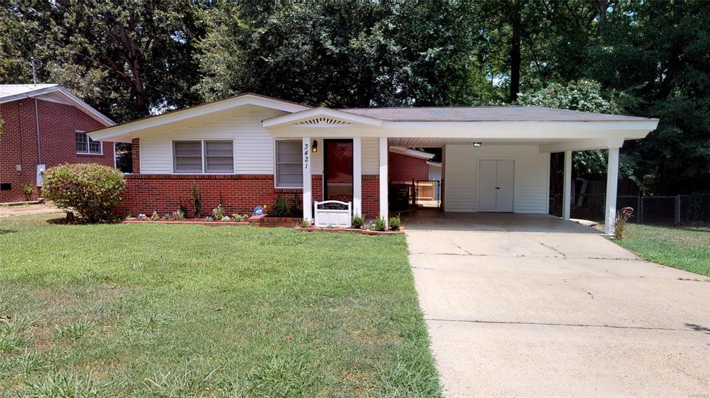 3421 VANCE Lane, Montgomery, Alabama