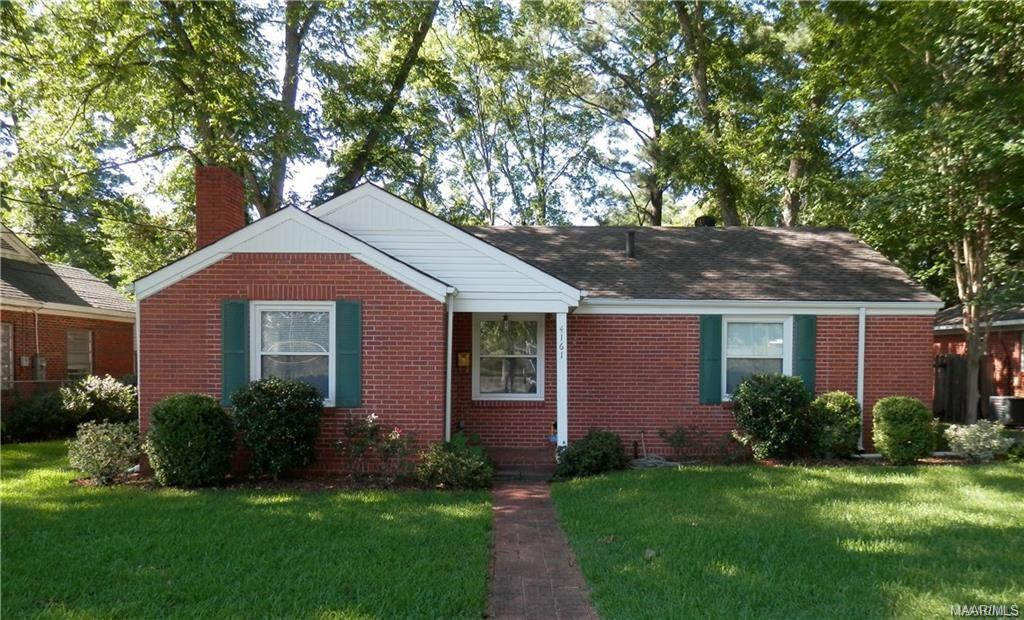 4161 HICKORY Drive, Montgomery, Alabama