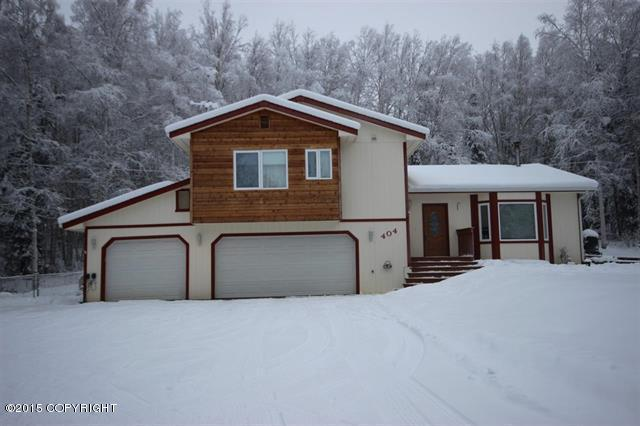 404 Hillside Dr, Fairbanks, AK 99712