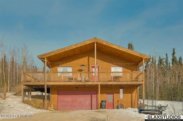 1450 N Rader Dr, Fairbanks, AK 99709