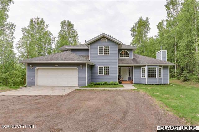339 Crystal Rd, Fairbanks, AK 99712