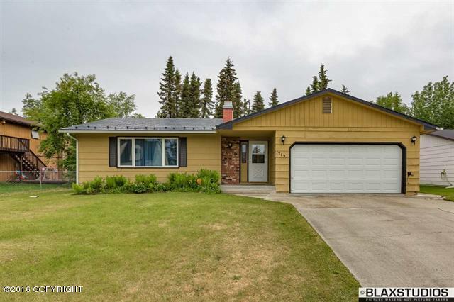 1715 Roosevelt St, Fairbanks, AK 99709