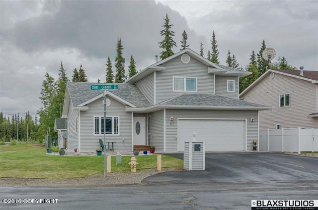 117 Chief Charlie Dr, Fairbanks, AK 99709