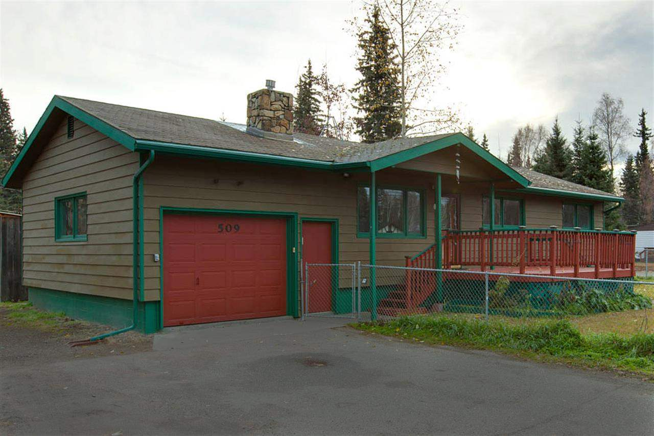 509 Fairbanks St, Fairbanks, AK 99709