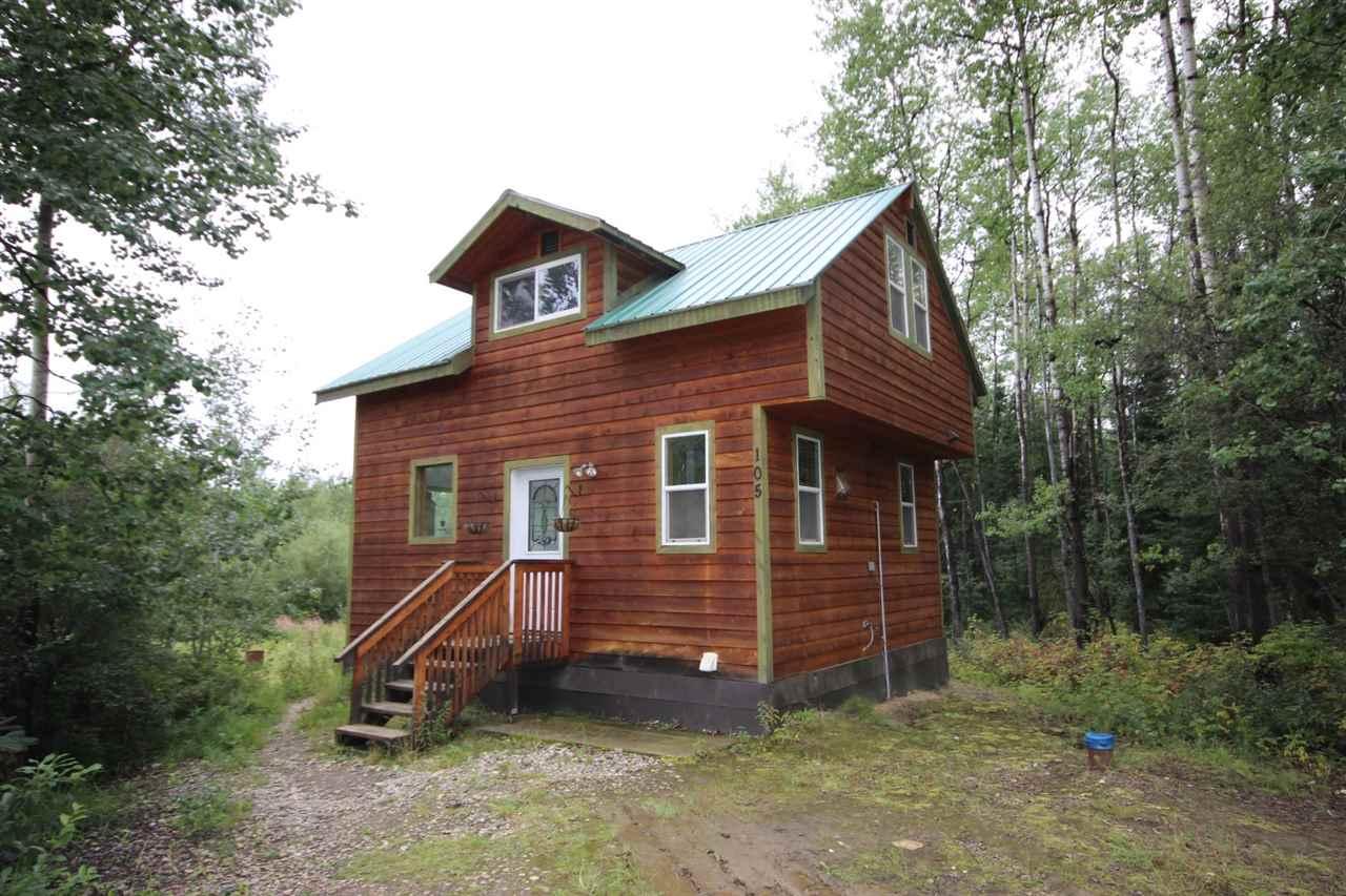 105 N Grange Hall Rd, Fairbanks, AK 99712