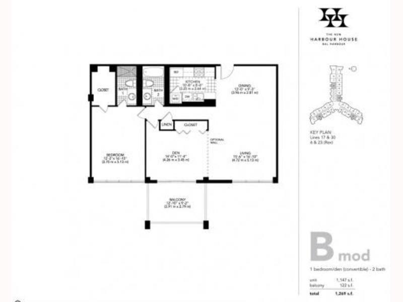 Rental Homes for Rent, ListingId:36522527, location: 10275 Collins Ave Bal Harbour 33154