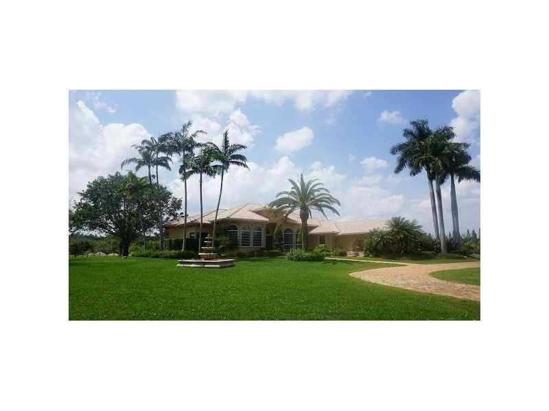 Rental Homes for Rent, ListingId:36835947, location: 5879 Southwest 178 Ave Southwest Ranches 33331