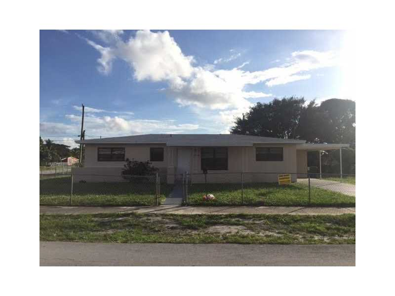 Rental Homes for Rent, ListingId:36861263, location: 17800 Northwest 28th Ct Miami Gardens 33056