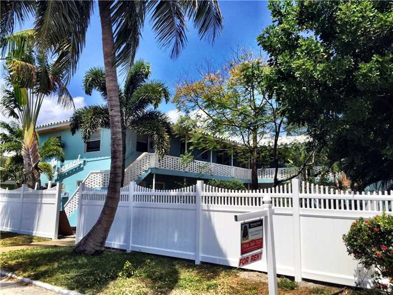 Rental Homes for Rent, ListingId:36861120, location: 2621 Northeast 13TH CT Ft Lauderdale 33304
