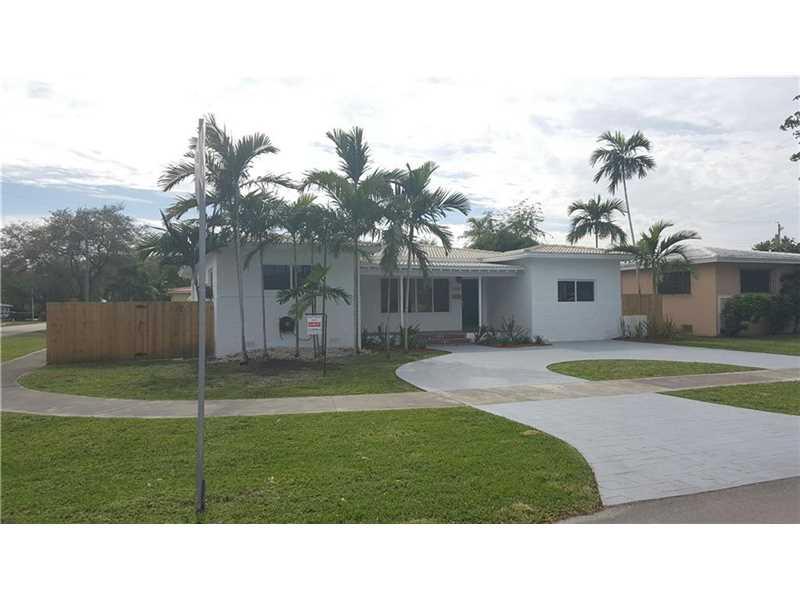 Rental Homes for Rent, ListingId:36921700, location: 1102 Meadowlark Avenue Miami Springs 33166