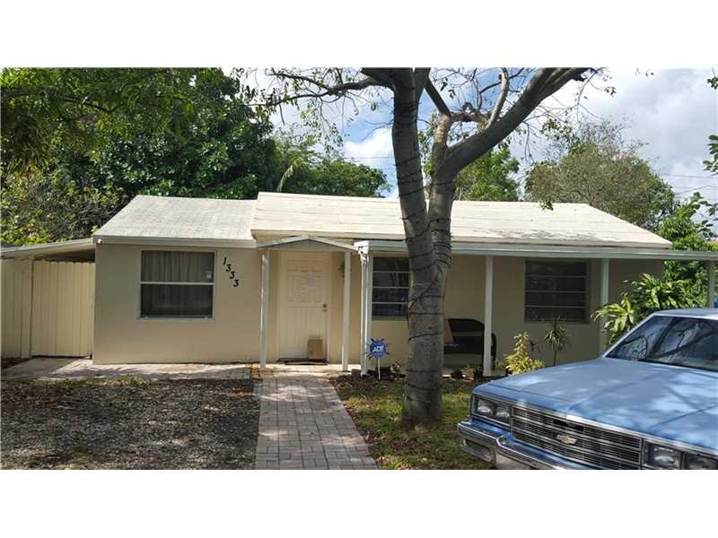 1333 Sw 25th Ave, Fort Lauderdale, FL 33312