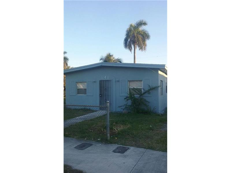 Photo of 842 Southwest 6 st  Homestead  FL