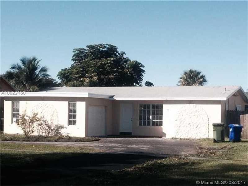 Real Estate for Sale, ListingId: 37009263, Pembroke Pines,FL33024