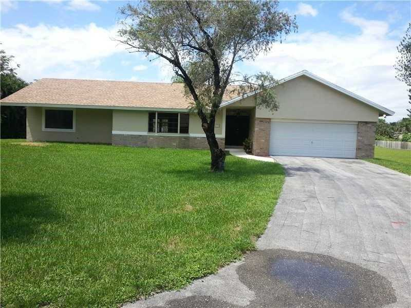 Rental Homes for Rent, ListingId:37085412, location: 20511 Southwest 49th Ct Southwest Ranches 33332