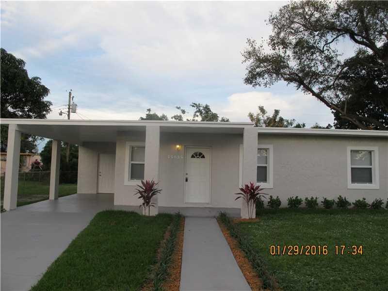 Rental Homes for Rent, ListingId:37091234, location: 15625 Northwest 157 Miami Gardens 33054