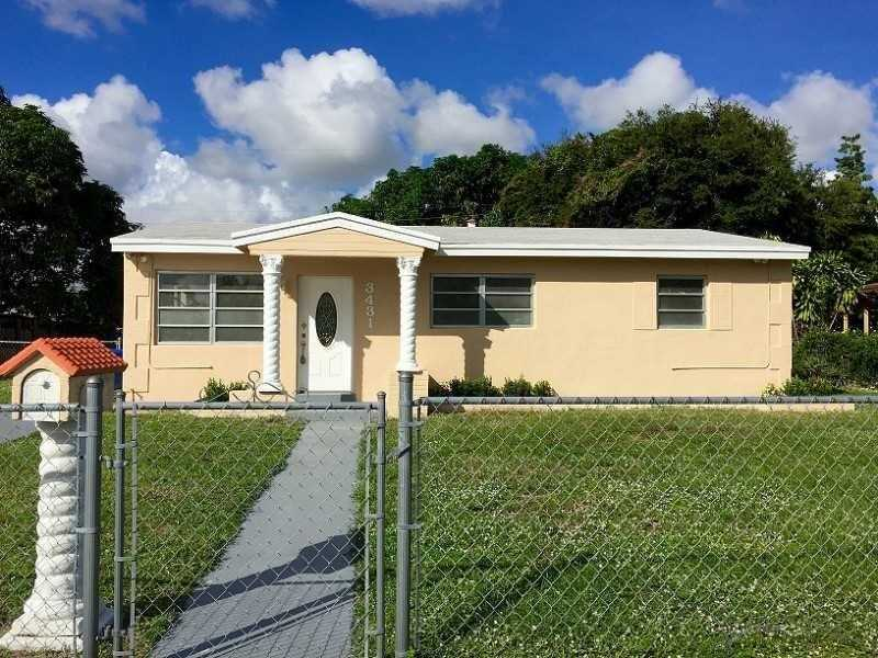 Rental Homes for Rent, ListingId:37099036, location: 3431 Northwest 173 ter Miami Gardens 33056