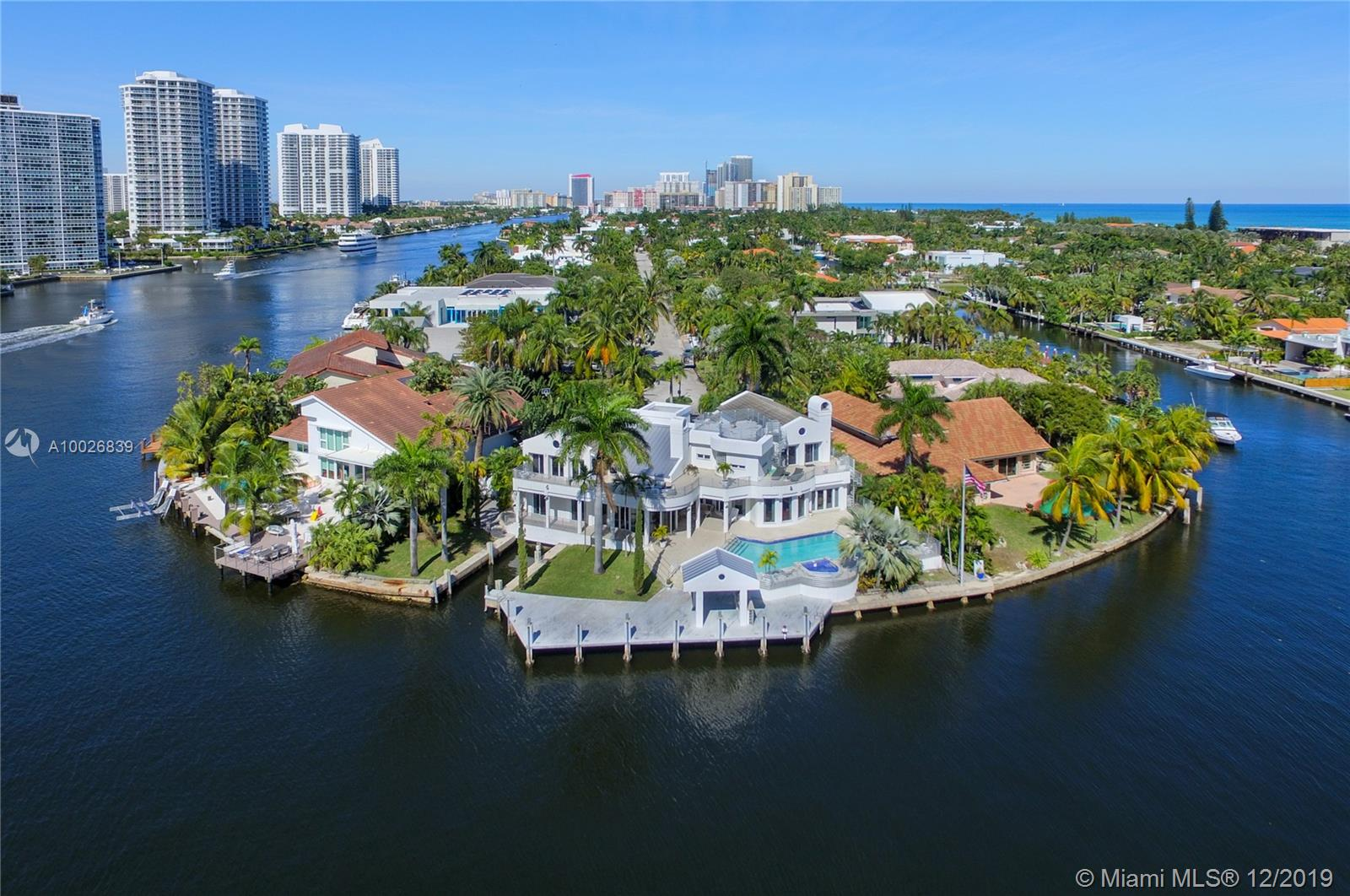 349 Center Island Dr. Golden Beach, FL 33160