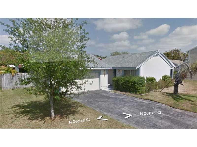 Rental Homes for Rent, ListingId:37128530, location: 1312 North Quetzal Ct Homestead 33035
