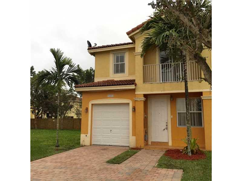 Rental Homes for Rent, ListingId:37195483, location: 10810 Southwest 243rd Ln Homestead 33032