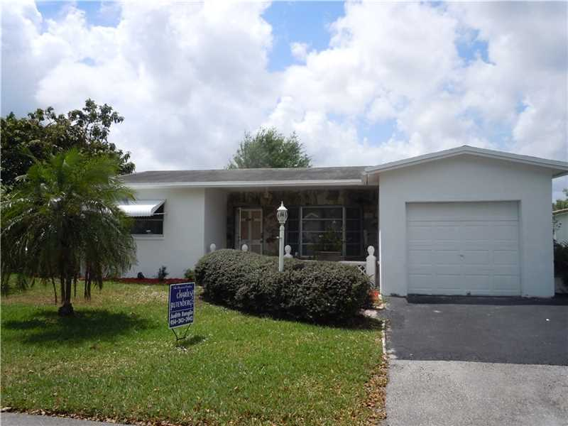 4209 Nw 50th Ter, Fort Lauderdale, FL 33319