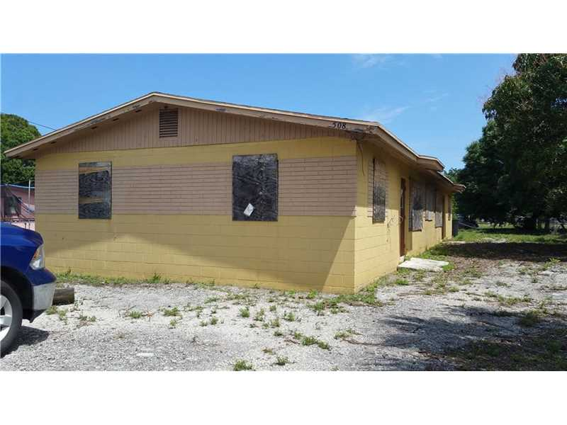 508 N 23rd St, Fort Pierce, FL 34950