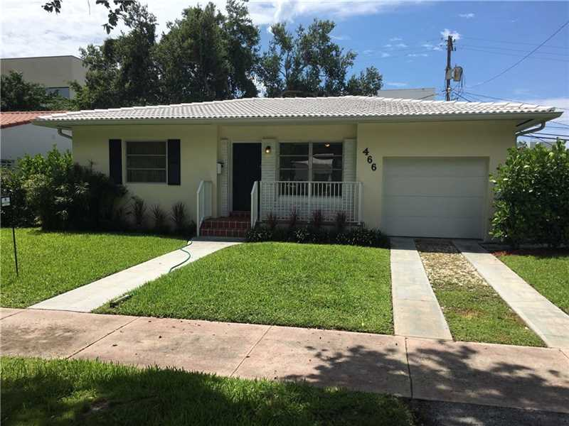 466 Loretto Ave, Coral Gables, FL 33146