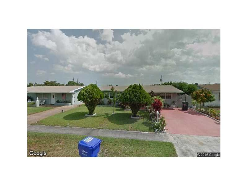 6440  Harding St, Hollywood in Broward County County, FL 33024 Home for Sale