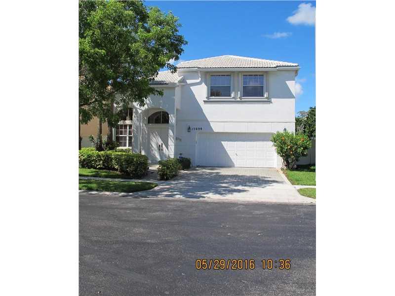 Photo of 15698 Northwest 12th Ct  Pembroke Pines  FL