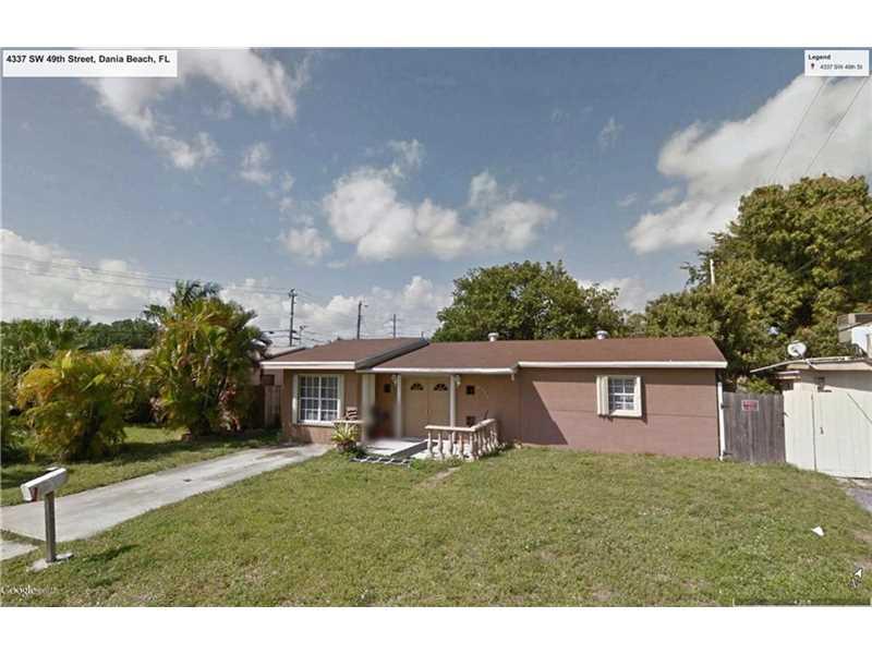 4337 SW 49th St, Fort Lauderdale, FL 33314