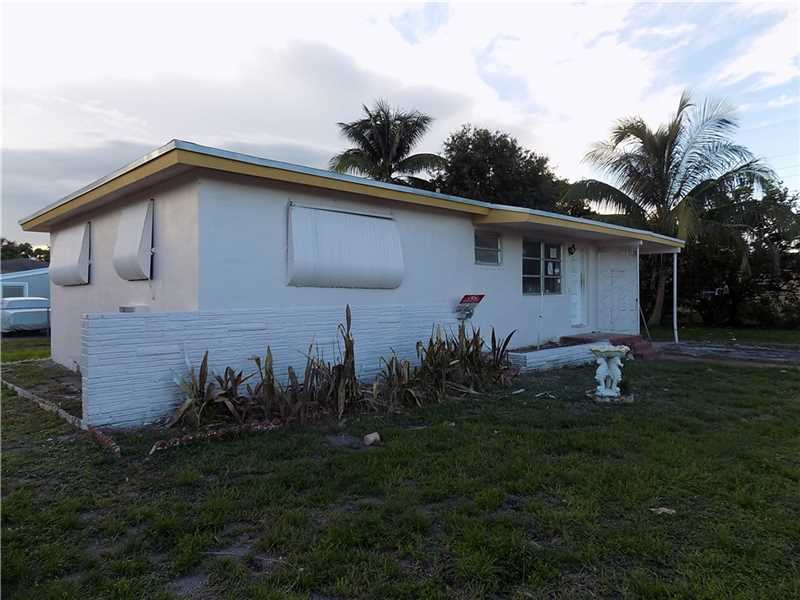 6501  Flagler St, Hollywood in Broward County County, FL 33023 Home for Sale
