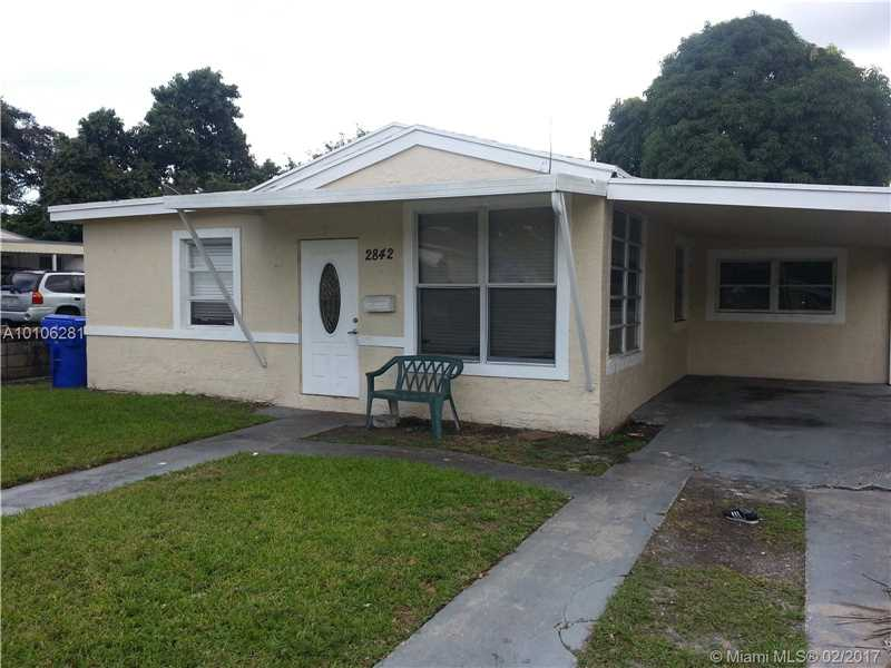 2842 Washington St, Hollywood, FL 33020